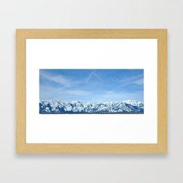 Jackson Hole Dreaming  Framed Art Print