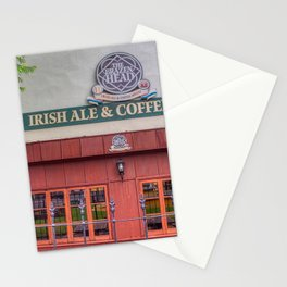 Irish Ale And Coffee House Stationery Cards