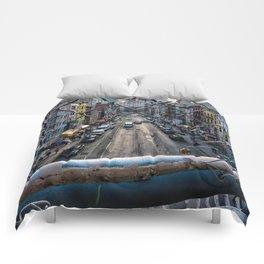 Manhattan Bridge / 03 Comforters