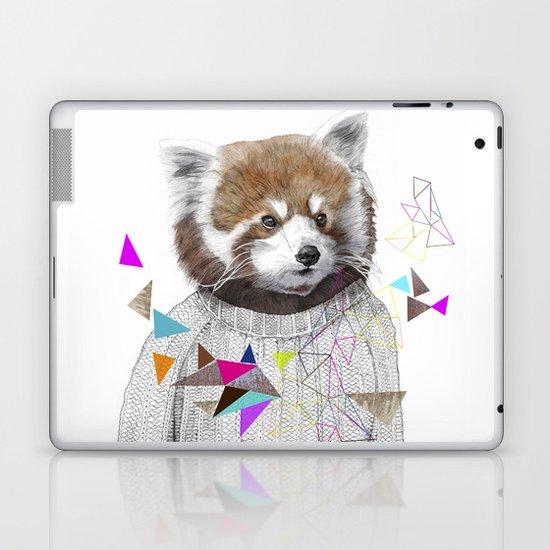 RED PANDA by Jamie Mitchell and Kris Tate Laptop & iPad Skin