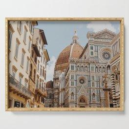 Duomo di Firenze Serving Tray