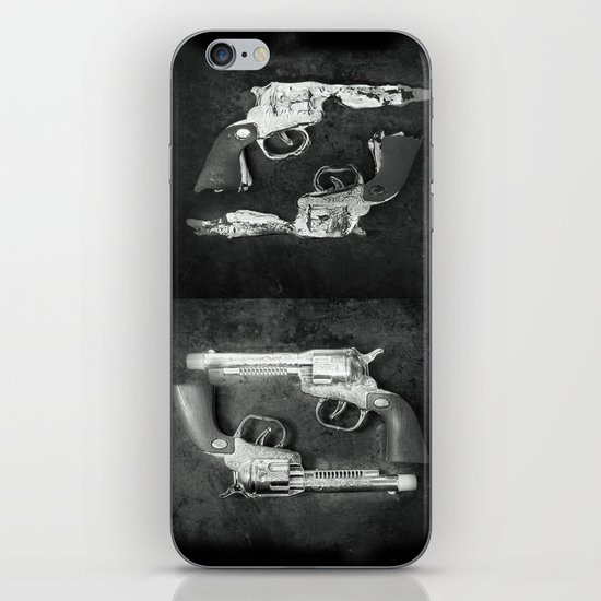 How the West was Lost iPhone & iPod Skin