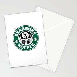 Starboks Koffee Stationery Cards
