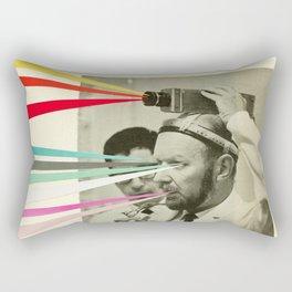 Communicator Rectangular Pillow