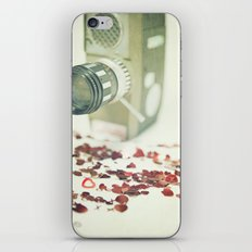 The Movie of our Love iPhone & iPod Skin
