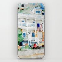 american beauty iPhone & iPod Skins featuring American Beauty by Bowles Fine Paintings