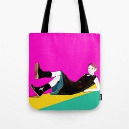 sae-pink Tote Bag