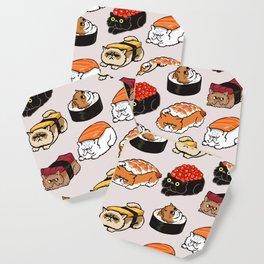 Sushi Persian Cat Coaster