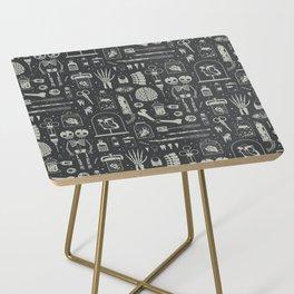 Oddities: X-ray Side Table