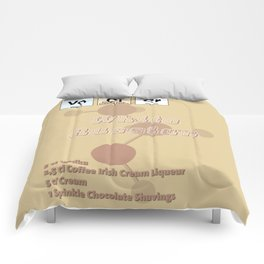 White Russian Comforters