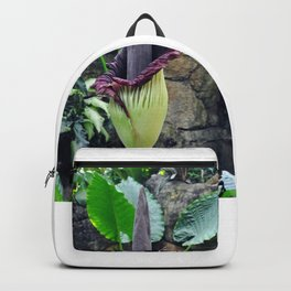 Amorphophallus Titanum Backpack