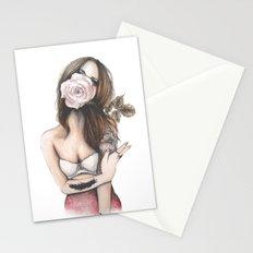 Charmaine // Fashion Illustration Stationery Cards