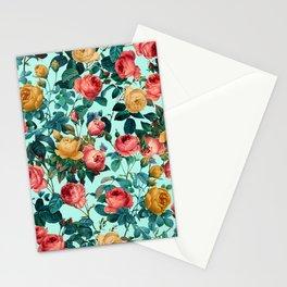 Spring-Summer Botanical Pattern II Stationery Cards