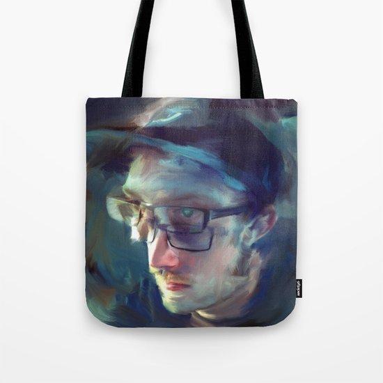 lou Stuber Tote Bag