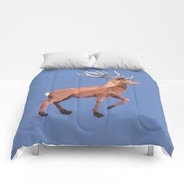Reindeer.  Comforters