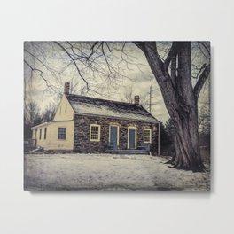 Dirck Gulick House Metal Print