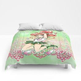 Chibi Jupiter Comforters