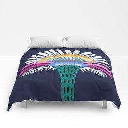 Zelestial Flower Comforters