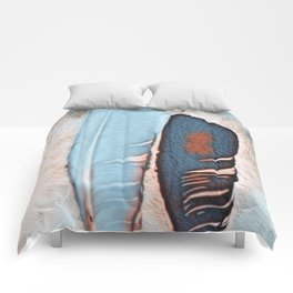 Two Feathers Comforters