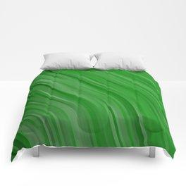 stripes wave pattern 1 depi Comforters