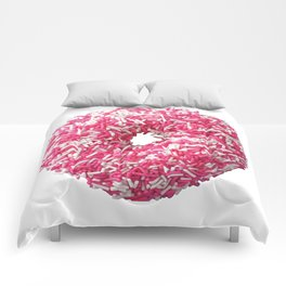 Colored Donut Comforters