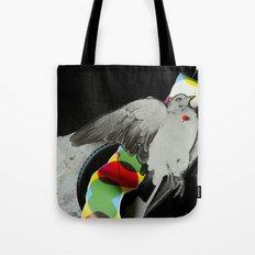 Dead dove Tote Bag
