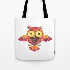 The Outstanding Owl Tote Bag
