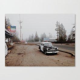 Kerby, Oregon Canvas Print