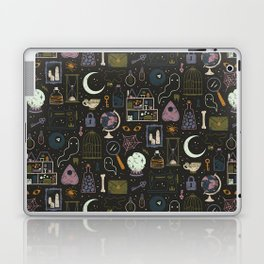 Haunted Attic Laptop & iPad Skin