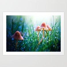 Fairytopia Art Print