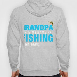 Fishing T-Shirt For Grandpa From Kids. Hoody