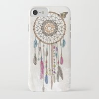 catcher in the rye iPhone & iPod Cases featuring Lakota (Dream Catcher) by Rachel Caldwell