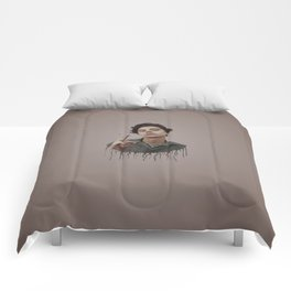 DRIPPING MADNESS Comforters