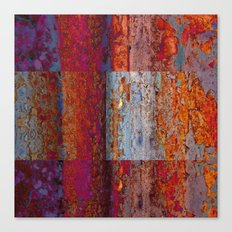 Metal Mania 9 Canvas Print
