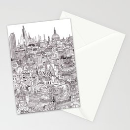 London Cityscape Stationery Cards