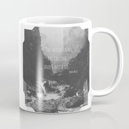 The Misty Mountains Coffee Mug