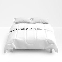 Ctrl + ZZZzzzzzzzzzz Comforters