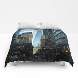 Downtown Giant Comforters
