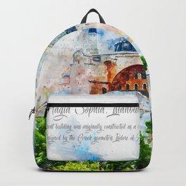Hagia Sophia Backpack