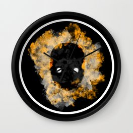 Smokey K2 Wall Clock