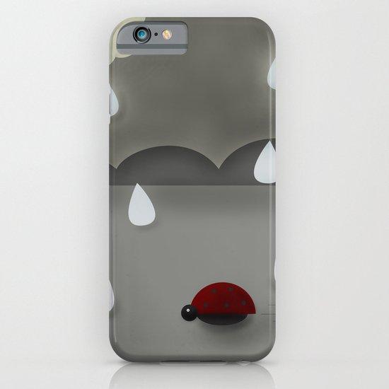 Run Lady Bug iPhone & iPod Case