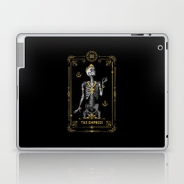 The Empress III Tarot Card Laptop & iPad Skin