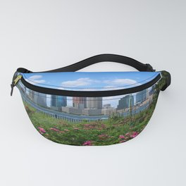 View Onto Jersey City Fanny Pack