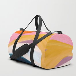 Let Go - no.36 Shapes and Layers Duffle Bag