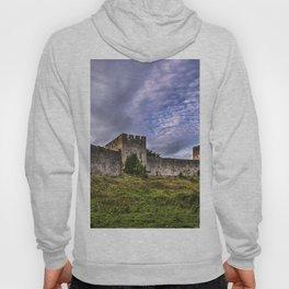 Chepstow Castle Walls Hoody