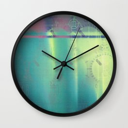 Tune In Wall Clock
