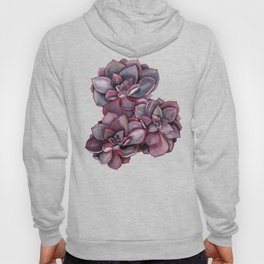 Succulent Patch Hoody