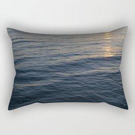 Sunset Waves, Take Two Rectangular Pillow