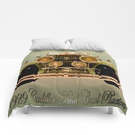 The Definition of Rolling Art Comforters