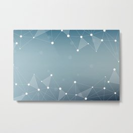Abstract Background 339 Metal Print